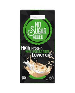 Tablete No Sugar Added Protein Avelã