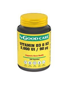 Vitamin D3 2000Ui+K2