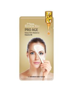 Máscara Facial Toalhete Proage Vit,B5