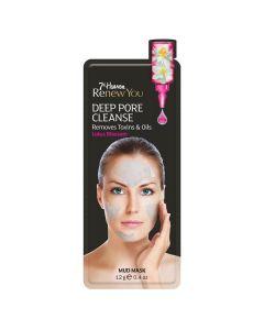 Máscara Facial Limpeza Profunda