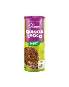 Bolacha Digestiva Com Quinoa E Chocolate