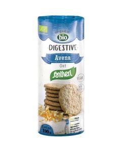 Bolachas Digestivas Com Aveia