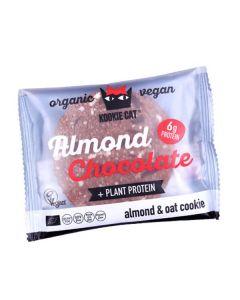 Bolacha Amêndoa Proteína E Chocolate Negro