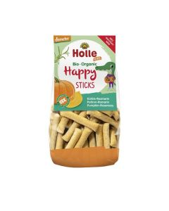 Happy Sticks - Snack Trigo Com Abóbora E Alecrim Bio