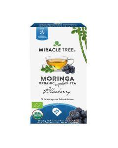 Chá Moringa Bio Com Mirtilo