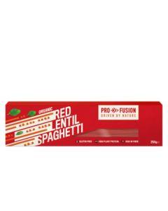 Esparguete Lentilhas Vermelhas Bio Sem Glúten