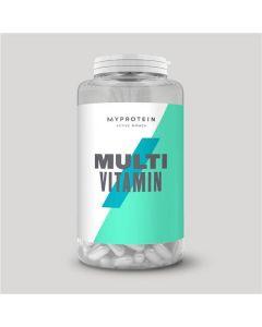 Multi Vitamin Para Mulheres 120 Comprimidos
