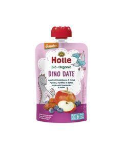 Dino Date Puré Frutos Bio 6M