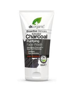 Gel Limpeza Facial Purificante Carvão - Mini