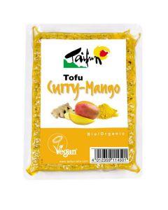 Tofu Caril E Manga