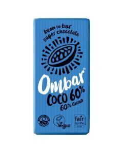 Tablete Raw Bio Dark 60% Coco 35G
