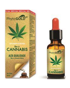 Cannabis Óleo Das Sementes - Gotas
