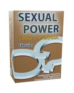 Sexual Power Cabinda Capsulas