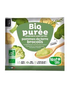 Puré De Batata Brócolos Bio Instantãneo