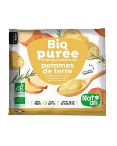 Puré De Batata Bio Instantâneo