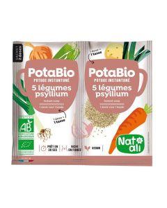 Sopa 5 Legumes Psílio Instantanea Bio