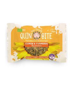 Crocante Curcuma Bio Sem Glúten