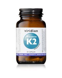 Vitamina K2 50 Mcg 30 Vegcaps