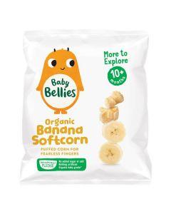 Snack Bio Banana Milho