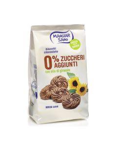 Bolachas De Chcocolate Sem Adição De Açúcares
