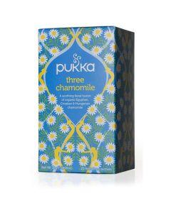 Chá Três Camomilas Bio