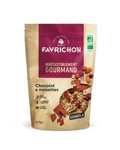 Granola Bio Sem Óleo De Palma - Chocolate E Avelã