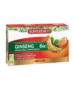Ginseng E Geleia Real Bio