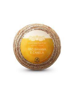 Pão De Banana E Canela Bio Sem Glúten