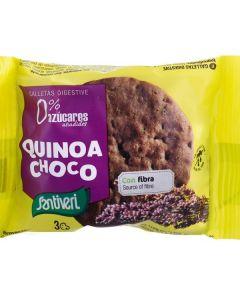 Bolachas Digestivas Quinoa E Chocolate