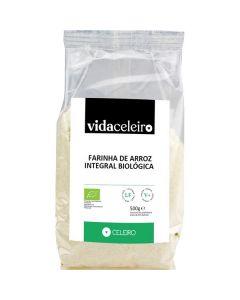 Farinha De Arroz Integral Bio