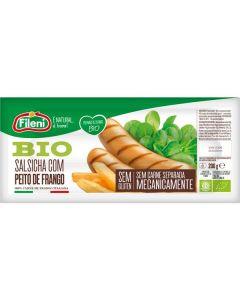 Fileni Salsicha De Frango Bio 200G