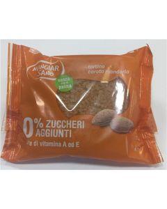 Queque Cenoura E Amêndoa 0% Açúcar Adicionado