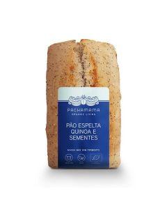 Pão De Espelta, Quinoa E Sementes Bio
