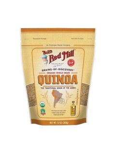 Quinoa Branca Bio Sem Glúten