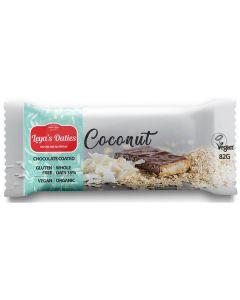 Barra De Aveia, Coco E Chocolate Sem Glúten