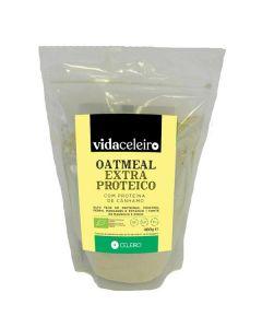 Oatmeal Extra Proteico Com Cânhamo Sem Glúten