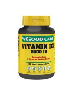 Vitamina D3 5000Ui