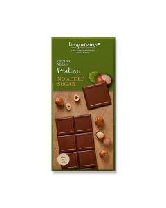 Chocolate Bio Praliné Sem Adição De Açúcares