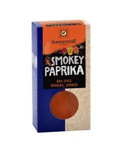 Pimentão Doce Fumado Bio