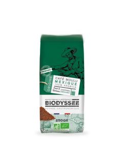 Café Moído 100% México Arábica Biológico - México