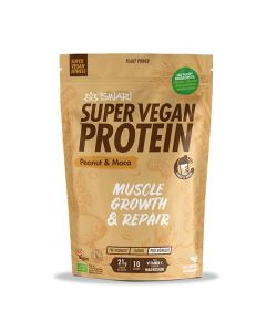 Proteína Vegan Bio Amendoim Maca - Pós Treino