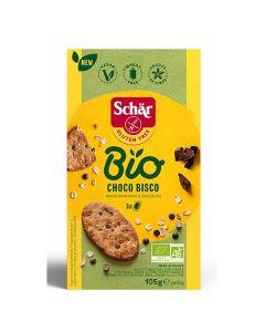 Bolacha Bisco Chocolate Isenta De Glúten Biológica