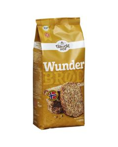 Preparado Pão Wunder Gold Bio Sem Glúten