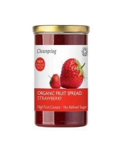 Preparado Fruta Barrar Biológico Morango