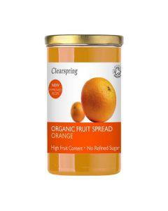 Preparado Fruta Biológico Laranja