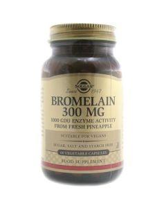 Bromelaína 300Mg