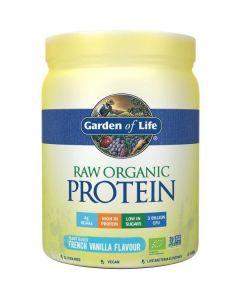 Raw Organic Protein Baunilha Em Pó Bio