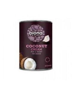 creme de coco para bater biológica