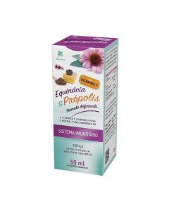 Equinacea & Propolis Com Vitamina C