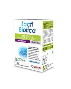 Ortis Lactibiotica Original 10 Saquetas